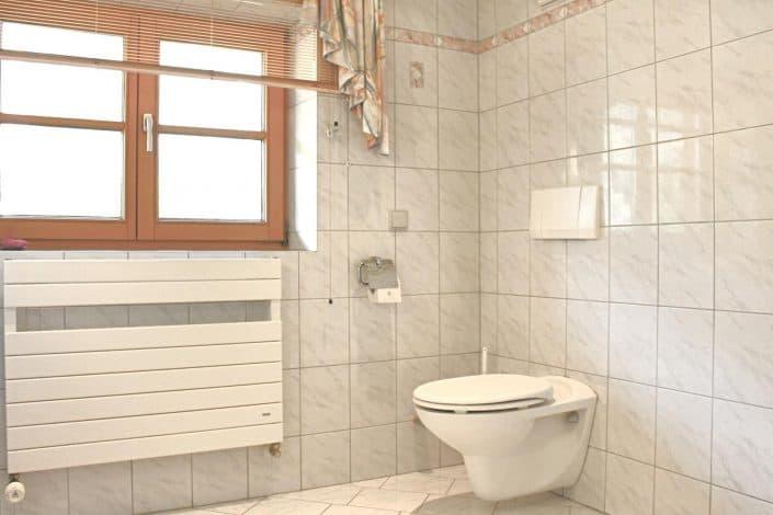 Ferienwohnung Sonja - Badezimmer 1 mit WC