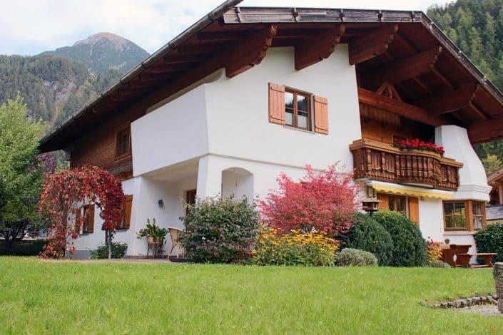 Ferienwohnung im Lechtal Tirol | Ferienwohnung Sonja