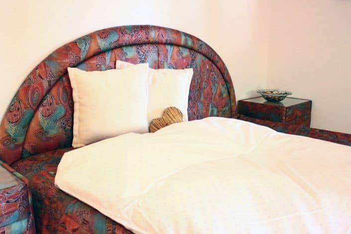 Ferienwohnung Sonja - Schlafzimmer 2 mit großem Doppelbett
